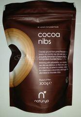 Kakaové bôby 100% BIO 300g