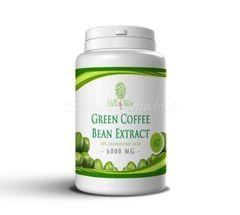 Zelená káva 6000mg, 250 kapsúl