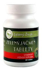 Zelený jačmeň tablety 60 tbl