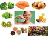 vitamíny na oči