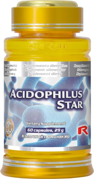 Acidophilus star - probiotikum