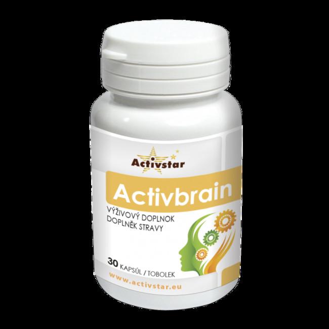 Activbrain - výživa pre mozog