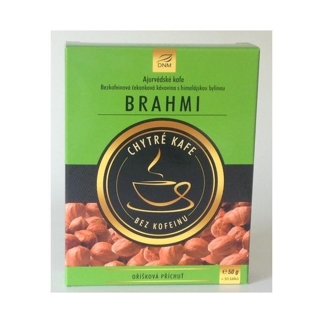 Ajurvédska káva BRAHMI - lieskový oriešok