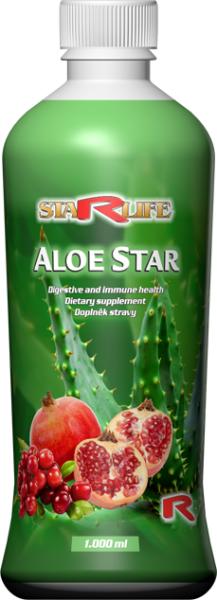Aloe star - aloe vera šťava