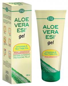 Aloe gél + vitamín E + TEA TREE olej - 100ml
