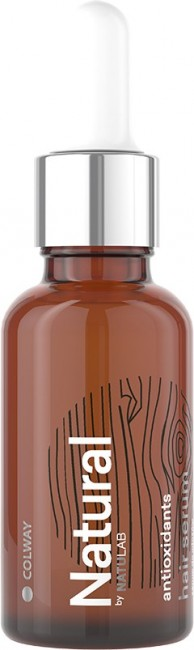 Antioxidačné vlasové sérum Natural