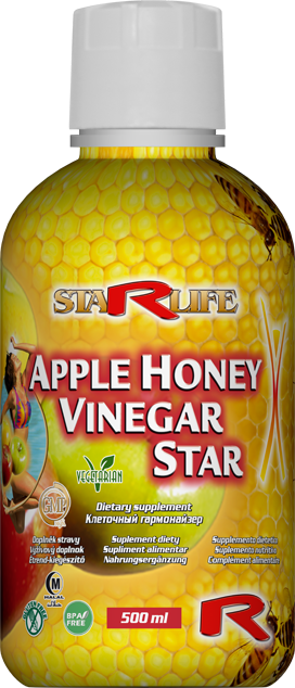 Apple Honey Vinegar - jablčný ocot