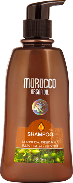 ARGAN SHAMPOO 350ml - šampón