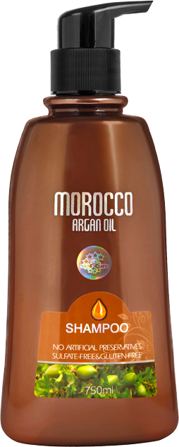 ARGAN SHAMPOO 750ml - šampón