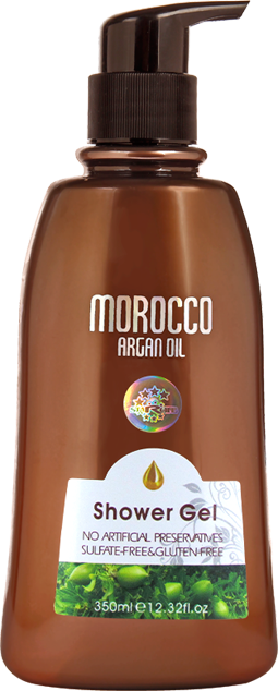 ARGAN SHOWER GEL 350ml