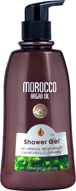 ARGAN sprchový gel 750ml