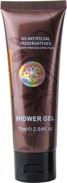 ARGAN OIL - sprchový gel - 75ml