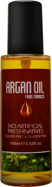 Arganový olej - ARGAN OIL 100ml