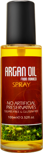 Arganový olej - ARGAN OIL SPRAY