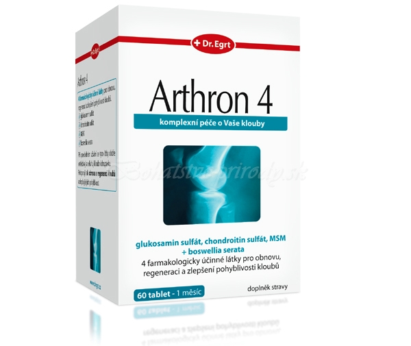 Arthron 4, 60 tabliet
