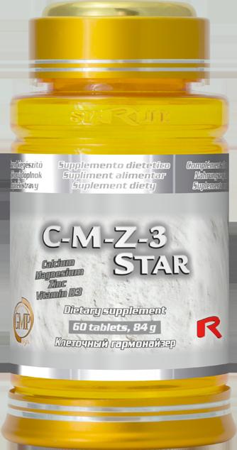 C-M-Z 3 Star - minerály