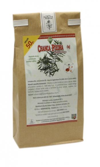 CHANCA PIEDRA čaj- obličkové kamene
