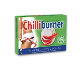 CHILLIBURNER - spaľovanie tukov 30