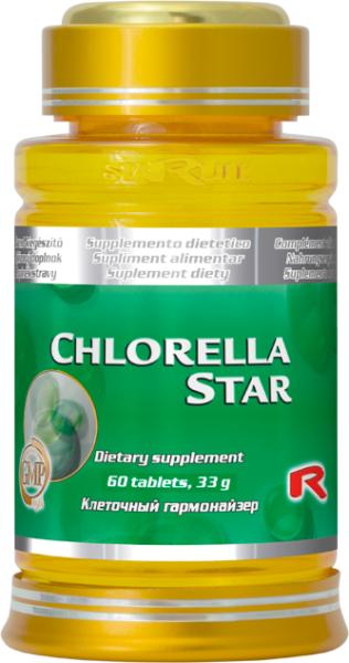 Chlorella Star
