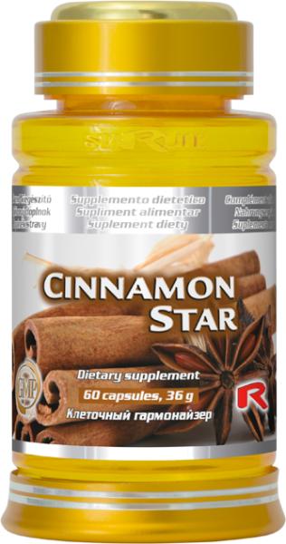 Cinnamon Star - škorica