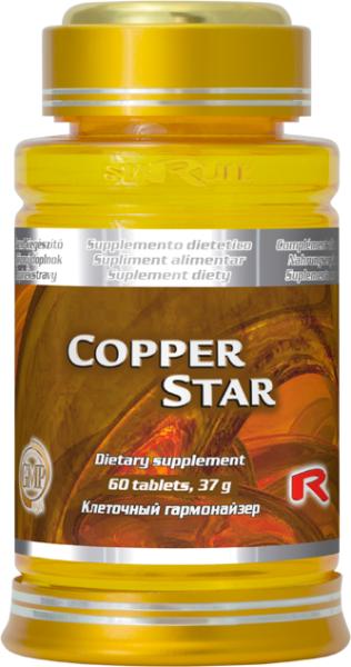 Copper Star