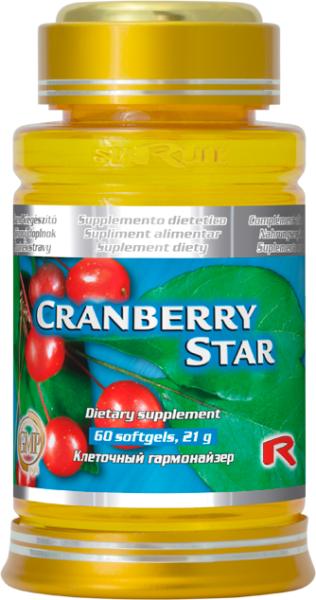 Cranberry Star
