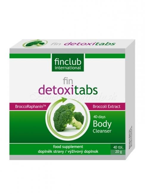 Detoxitabs, 40 tabliet