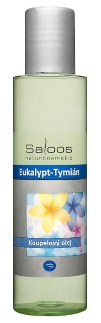 Eukalyptus - Tymián - olej do kúpeľa