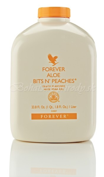 Forever Aloe Bits ´Peaches
