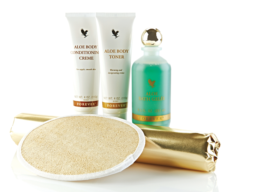 Forver Aloe Body Toning Kit