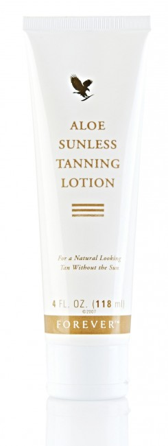 Forver Aloe Sunless Tanning Lotion
