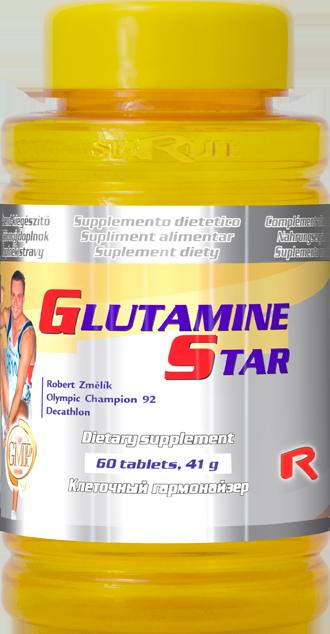 Glutamine Star - aminokyseliny