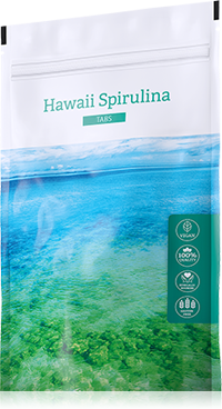 Hawaii spirulina tabs Energy