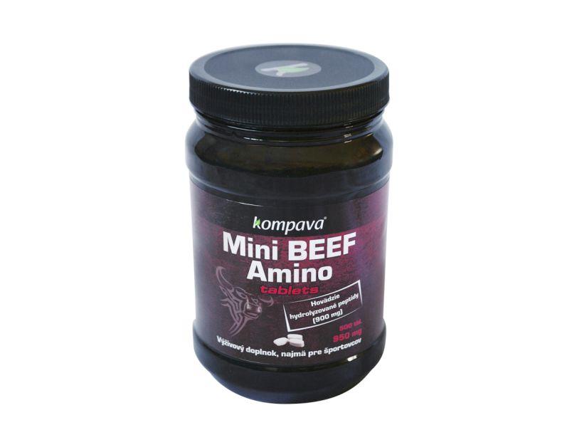 Hovädzí proteín MINI Beef Amino
