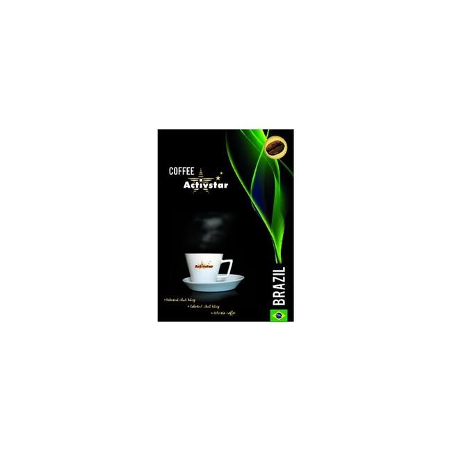 Káva Brazil - zrnková