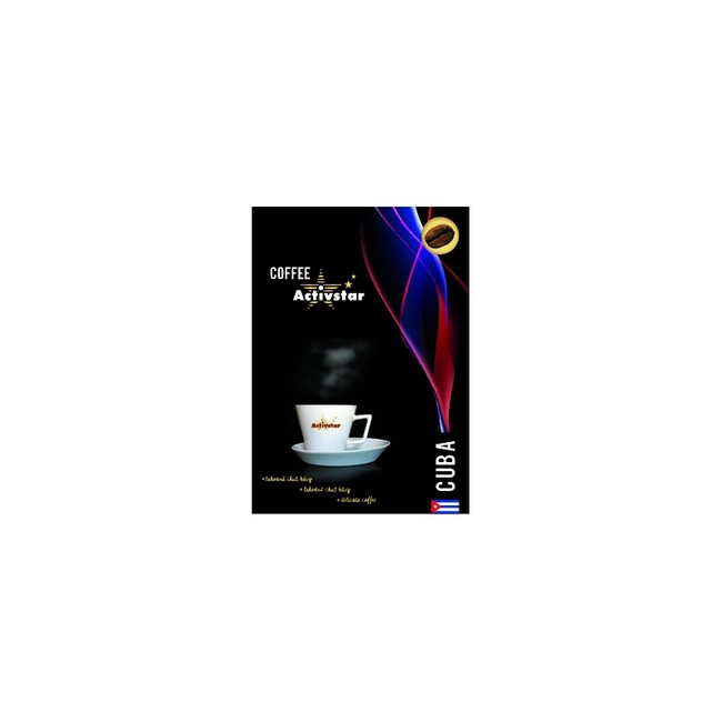Káva Kuba - zrnková