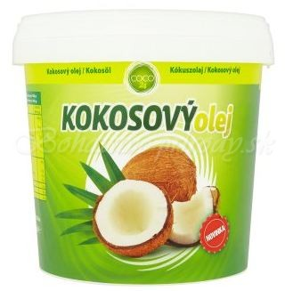 Kokosový olej Coco24, 500ml