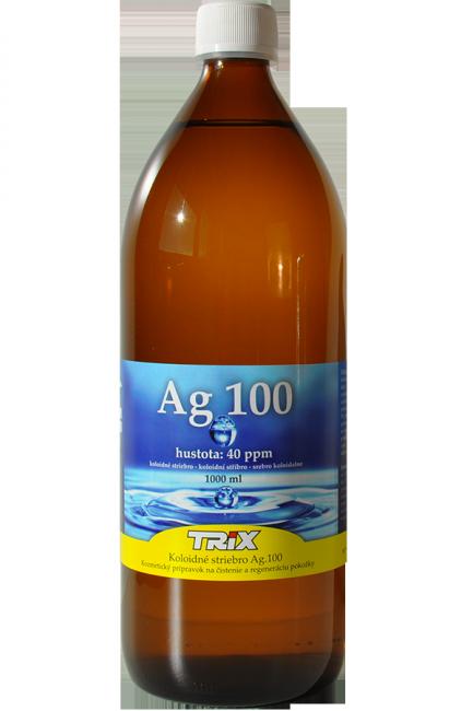 Koloidné striebro Ag 100