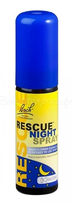 Krízová esencia pre dobrý spánok - sprej 20 ml