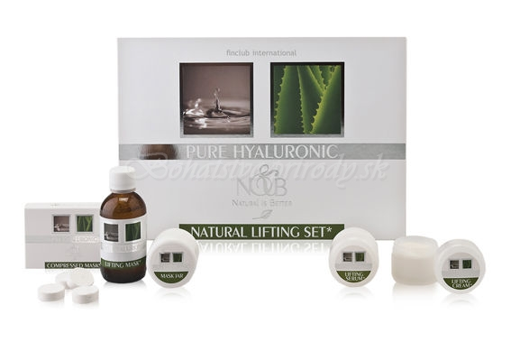Kyselina hyalurónová - Hyaluronic SET