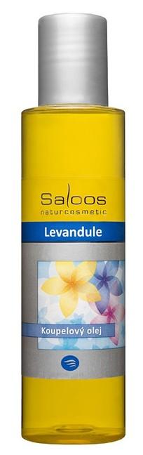 Levanduľa - olej do kúpeľa