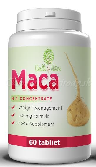 Maca, 60 tabliet