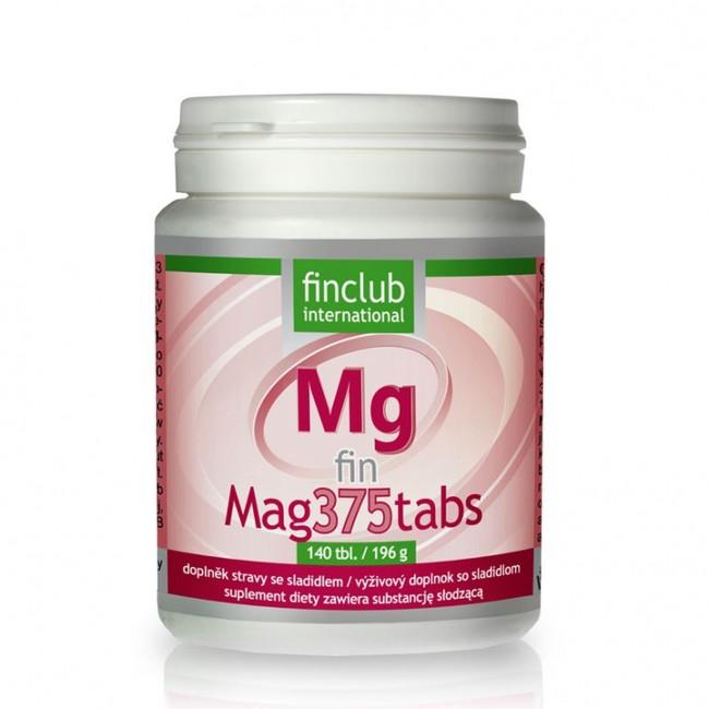Magnézium - Mag375tabs - prírodný horčík