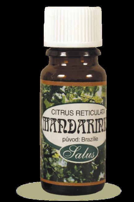 Mandarinka - éterický olej