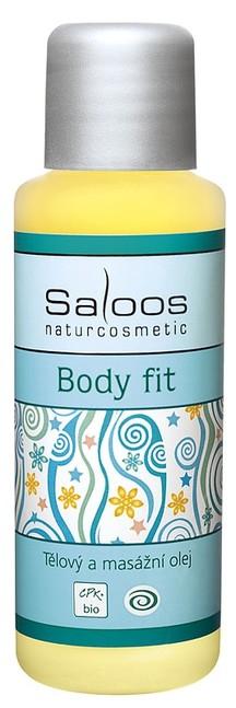 Masážny olej - Body fit
