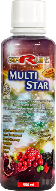 Multi Star 500ml