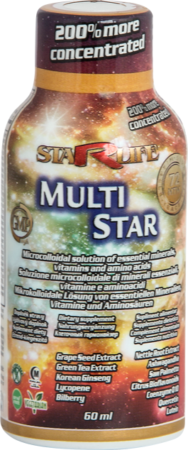 Multi Star 60ml