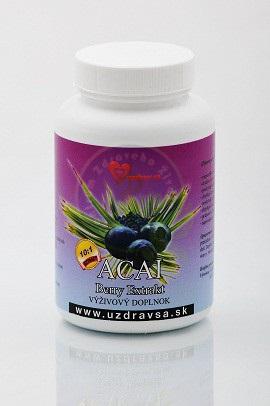 ACAI - ACAI prášok - 120 kapsúl