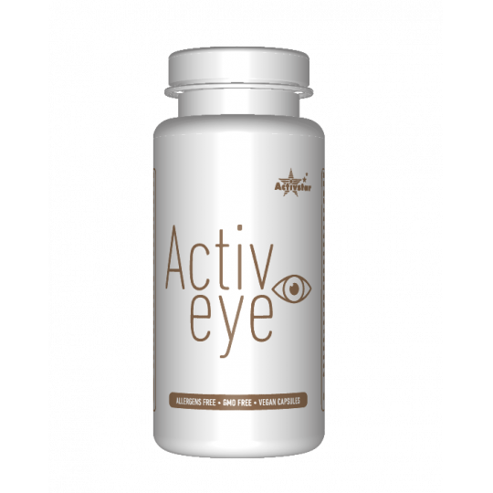 Activ eye - vitamíny na oči