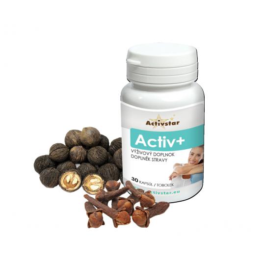 ACTIV + klinček a orech